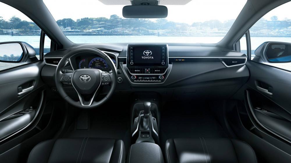 Toyota Torolla Altis 2019